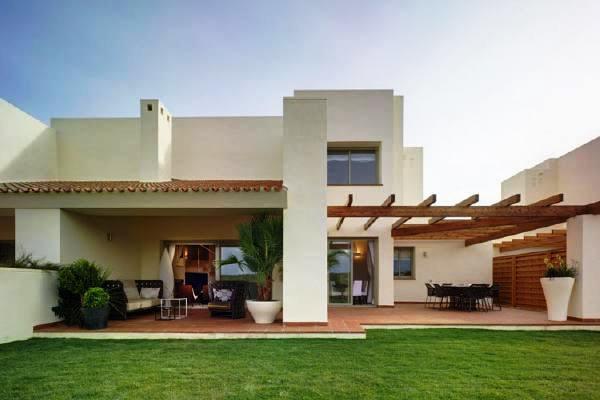 Construcción nueva - Villa pareada en un Golf...