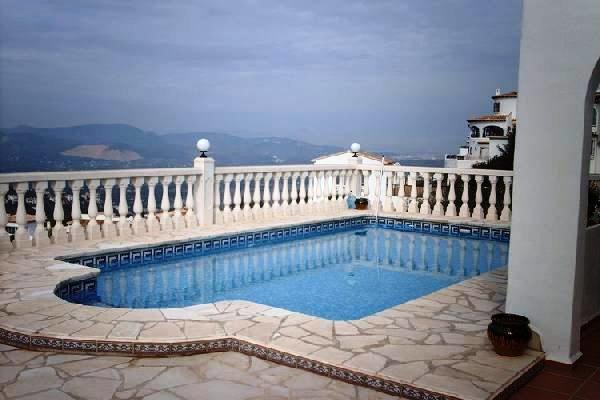 Villa en Pego
