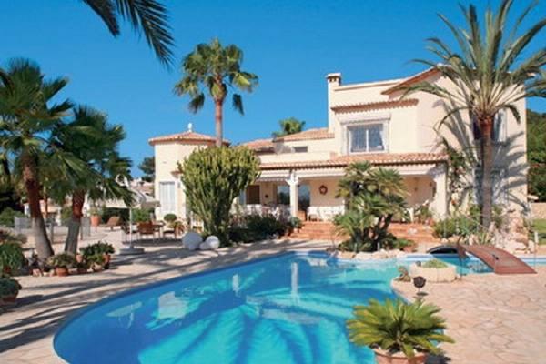 Villa en Dénia para vender