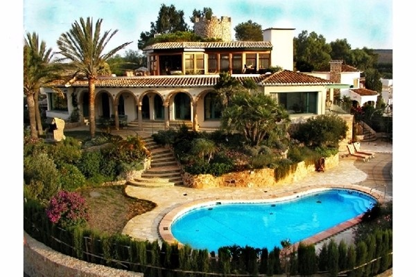 Villa en Dénia