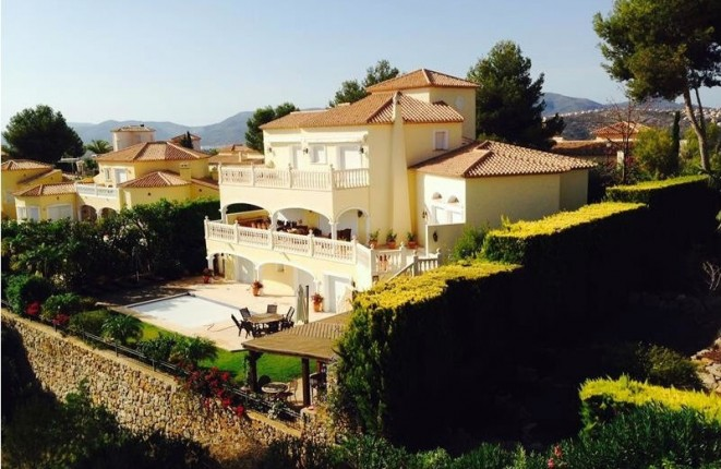 Villa en La Sella Golf para vender