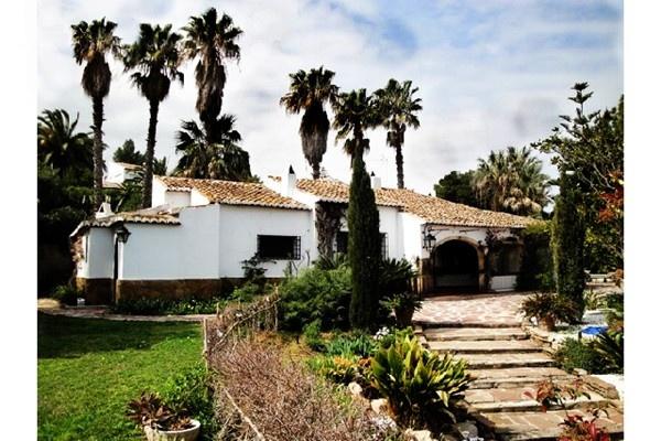 Villa en Jávea