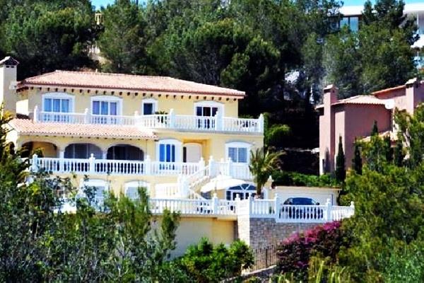 Villa en La Sella Golf