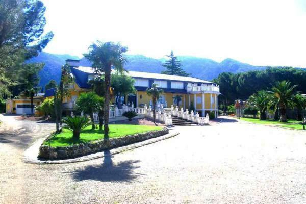 Exclusiva finca de recreo en Alcoy