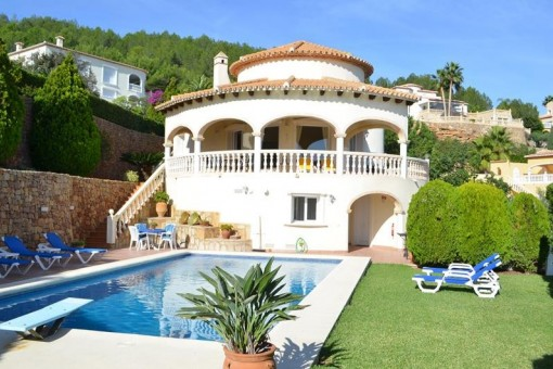 Villa en La Sella Golf