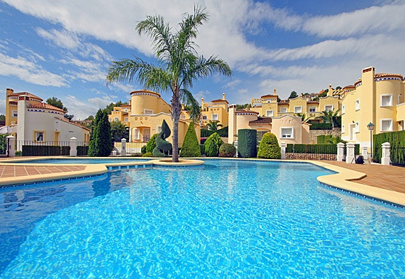 Villa with 3 bedrooms in La Sella Golf Resort
