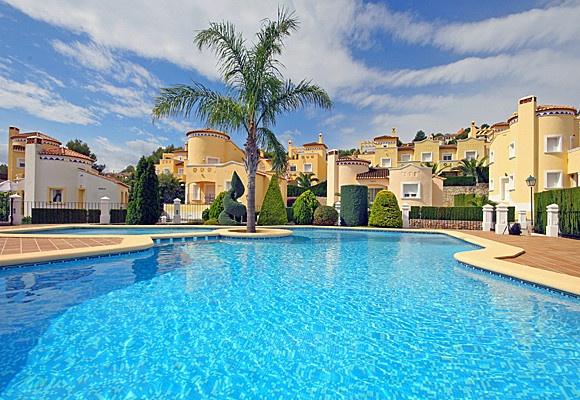 Villa with 3 bedrooms in La Sella Golf Resort