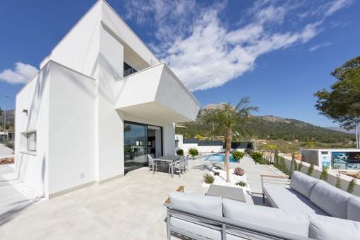 Villa en Polop