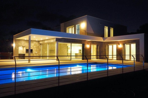 Amazing newly-built luxury villa in Moraira, Alicante