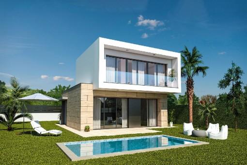 Villa en Campo de Cartagena
